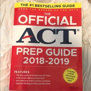 Act prep guide 2018-2019